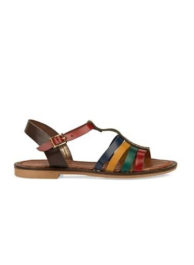 Ziya Sandalet Renkli